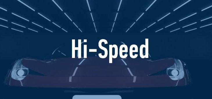 Błyskawiczny ruch,  maksimum bezpieczeństwa – Nice Hi-Speed