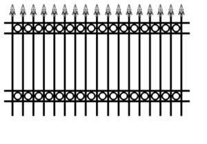 p47 300x209 - Przęsła ogrodzeniowe