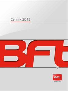 BFT cennik 2015 222x300 - Napędy do bram Bft